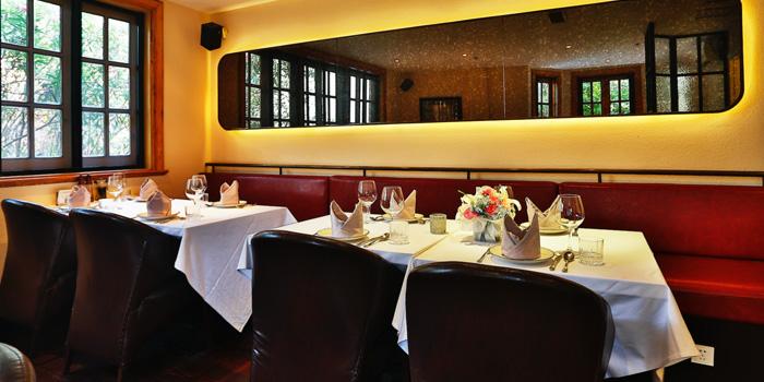 Indoor of Bianchi & Bella Ciao located on Jianguo Zhong Lu, Luwan, Shanghai
