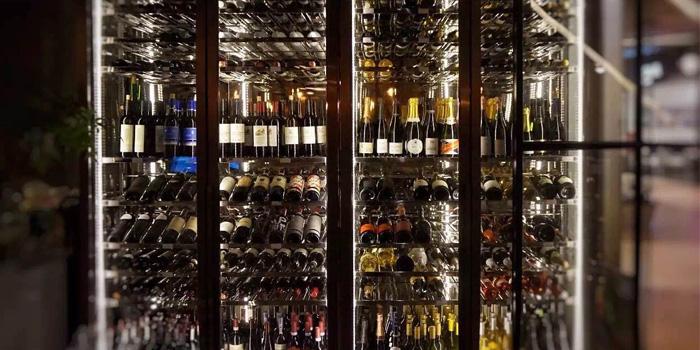 Wine of Bianchi located on Huamu Lu, Pudong, Shanghai