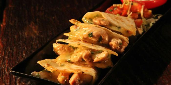 Food from MAYA in Jing
