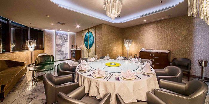 Private Room of Crystal Jade Restaurant (Westgate) located in Jing