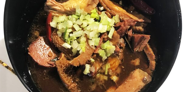 Braised Beef Brisket from Meat from Holy Cow (Tianshan Lu) located in Changning, Shanghai