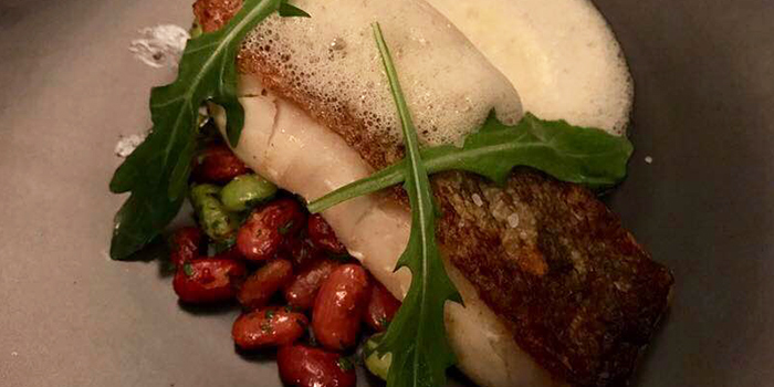 Cod from Chateau Dionne located in Xuhui, Shanghai
