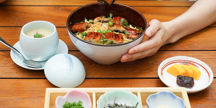 Food of 88 sushi located on Songshan Lu, Huangpu, Shanghai