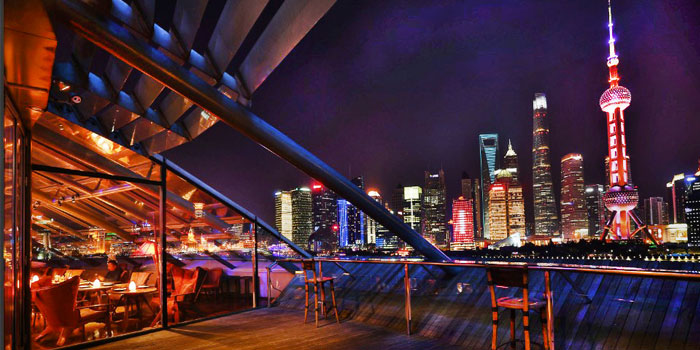 Indoor of Sun Studio located on Dongdaming Lu, Hongkou, Shanghai