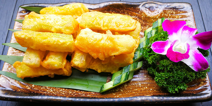 Deep Fried Fish from Gathering Clouds located in Changning, Shanghai