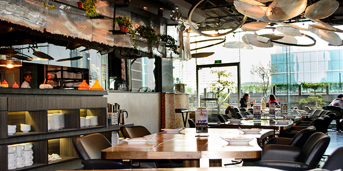 Interior of The Urban Harvest (Reel) located in Jing