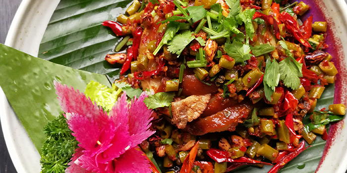 Stir Fried Meat from Gathering Clouds located in Changning, Shanghai