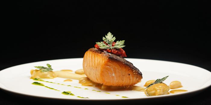 Salmon from Mingo Bar & Restaurant located in Xuhui, Shanghai