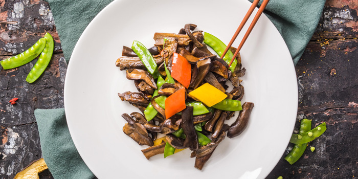 Food of Dim Sum Garden (Baoqing Lu) located on Baoqing Lu, Xuhui, Shanghai