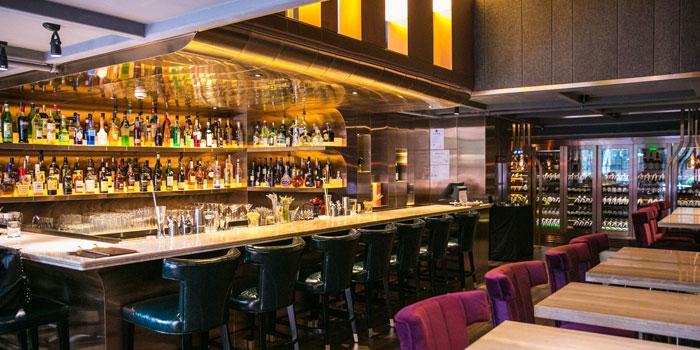 Indoor of After 7 located on Liyuan Lu, Huangpu, Shanghai