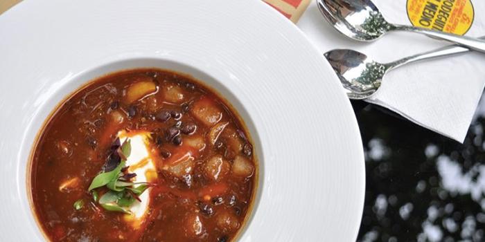 Soup from La Bodeguita Del Medio located in Xuhui, Shanghai
