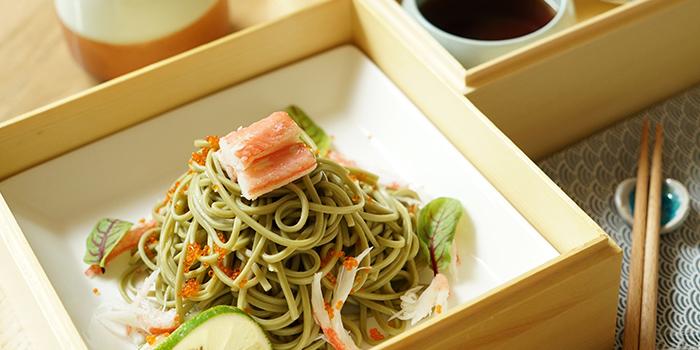 Cold Soba of 88 sushi located on Songshan Lu, Huangpu, Shanghai