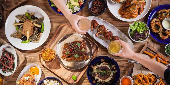 Food of Jingrepublic Recipe located on Fengyang Lu