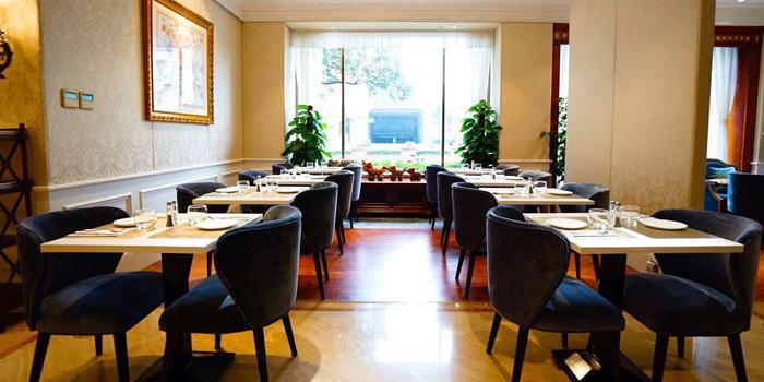 Indoor of Prisme 878 located on Jiangsu Lu,  Changning, Shanghai