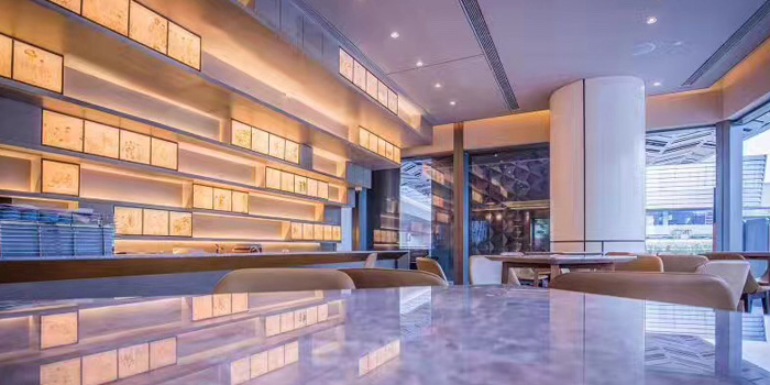 Indoor of Lobby  Lounge located on Shenhong Lu, Changning,Shanghai