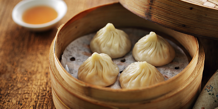 Xiao long bao of Ye Shanghai located on Huangpi Nan Lu