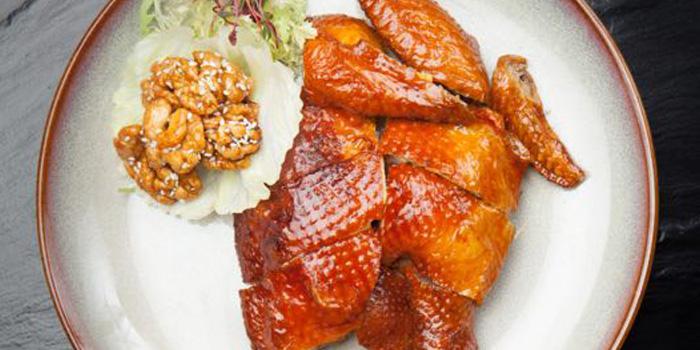 Food of Ming Court (Cordis Shanghai Hongqiao) located on Shenhong Lu, Minhang, Shanghai