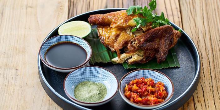 Food of Lychee located on Fuxing Xi Lu, Xuhui, Shanghai