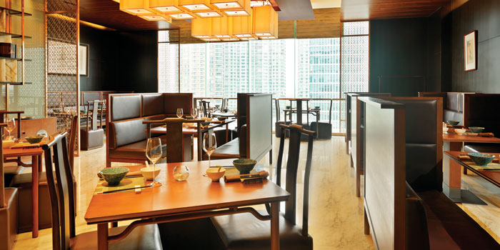 Indoor of Shang-High located on Meihua Lu, Pudong, Shanghai