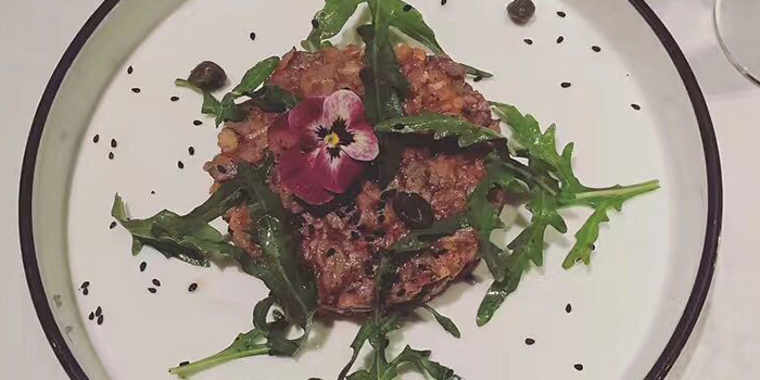 Beef Tartare from Nico