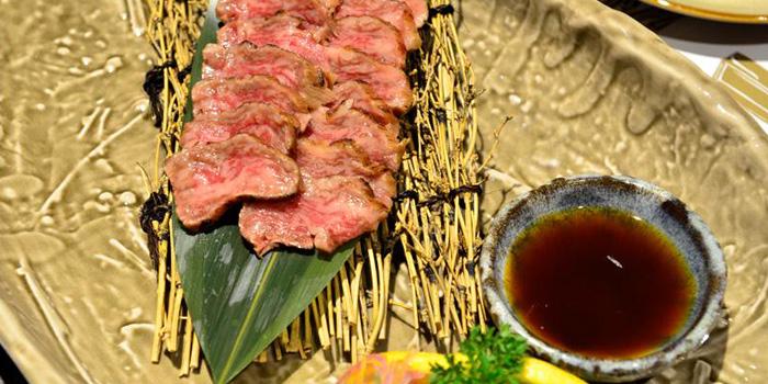 Beef from Ifuku Isaribi located in Jing