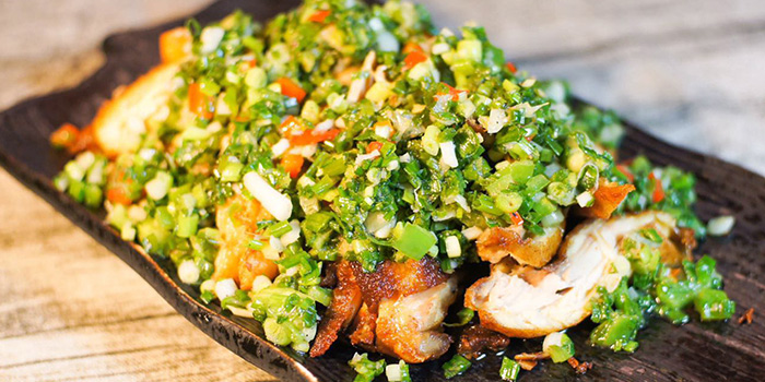 Chicken from Secret Haven (Xintiandi) located in Huangpu, Shanghai