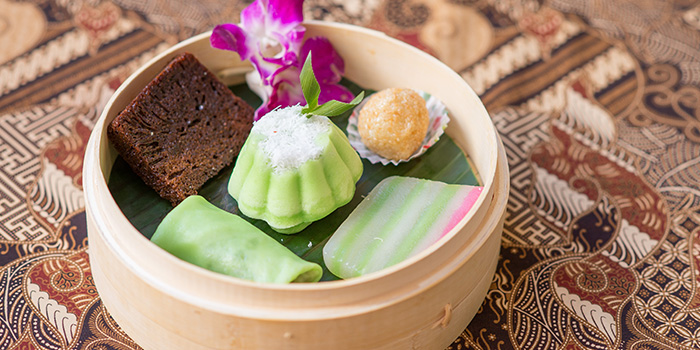 Dessert from Bali Bistro & Balini Coffee located in Jing