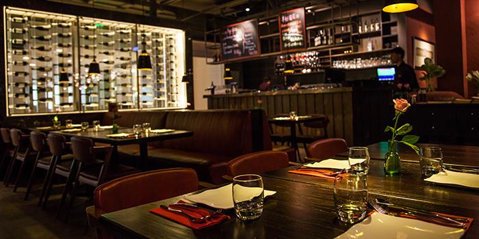 Dining Area of Fiorino (Xintiandi) located in Huangpu, Shanghai