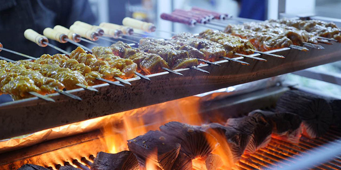 Grill from Styx located in Xuhui, Shanghai