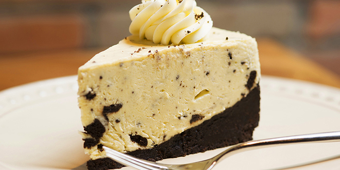 Oreo Cheesecake from Chicken and Egg located on Xuhui, Shanghai