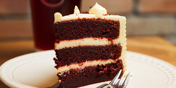 Red Velvet from Chicken and Egg located on Xuhui, Shanghai