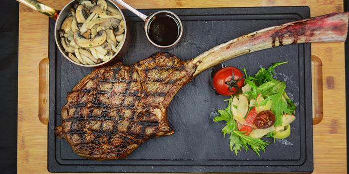 Steak from Reve Kitchen located in Minhang, Shanghai