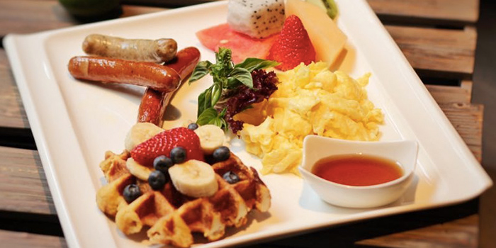 Brunch from Incline Bistro located in Minhang, Shanghai