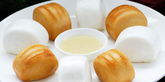 Buns from Hunan Country Cuisine located in Xuhui, Shanghai