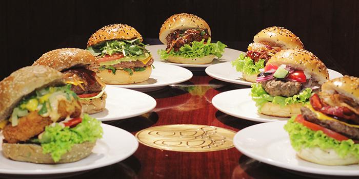 Burger from Big Bamboo (Laowaijie) located in Minhang, Shanghai