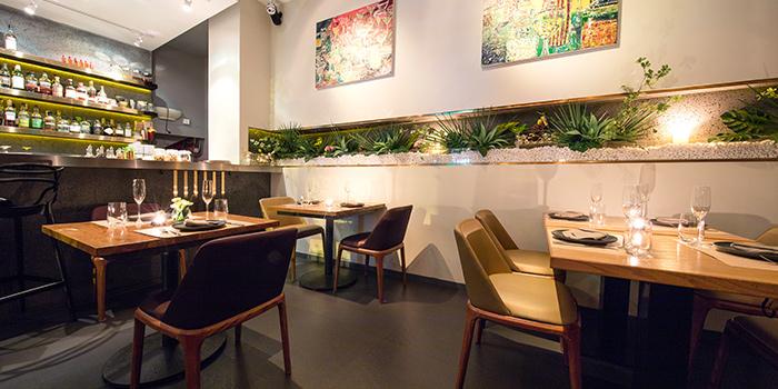 Indoor of Opposite by Jenson & Hu located in Xuhui, Shanghai