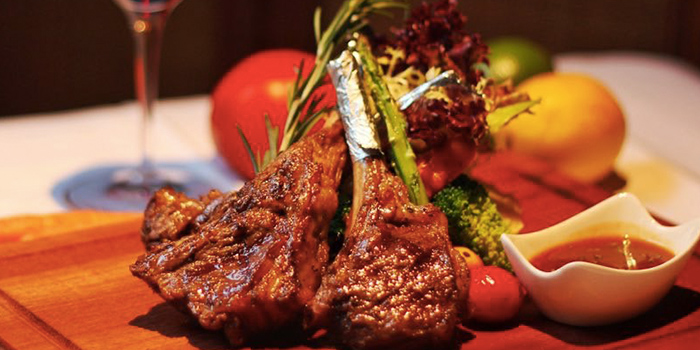 Lamb Chop from Incline Bistro located in Minhang, Shanghai