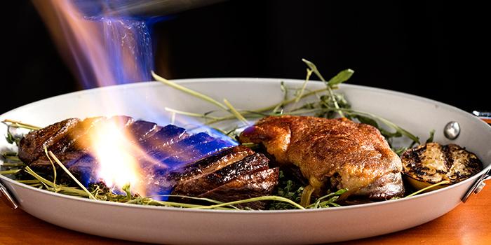 Meat Platter from De Carbon bar by Jenson & Hu located in Jing