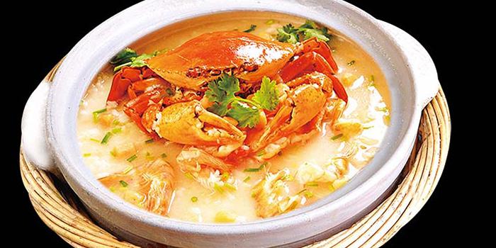 Porridge from Hunan Country Cuisine located in Xuhui, Shanghai