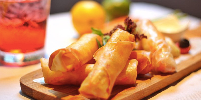 Spring Roll from Incline Bistro located in Minhang, Shanghai