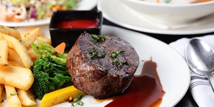 Beef from Wolfgang Puck (Xintiandi) located in Huangpu, Shanghai