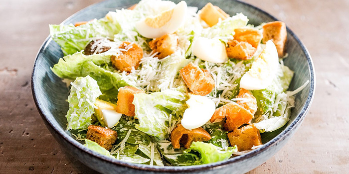 Caesar Salad from Kitchen 1502 - T for Thai & cu2+ located in Xuhui, Shanghai