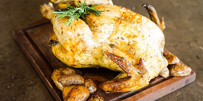 Chicken from Kitchen 1502 - T for Thai & cu2+ located in Xuhui, Shanghai