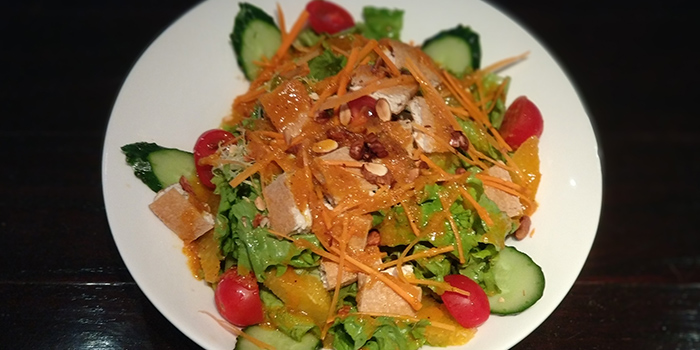 Salad from The Rooster located in Jing