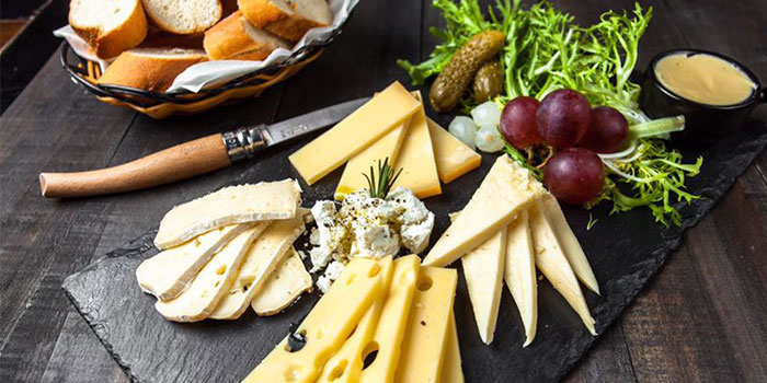 Cheese Platter of Lingo Bistrot located in Huangpu, Shanghai