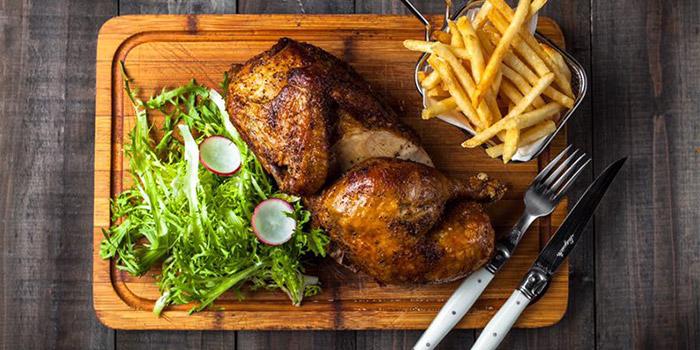 Roast Chicken of Lingo Bistrot located in Huangpu, Shanghai