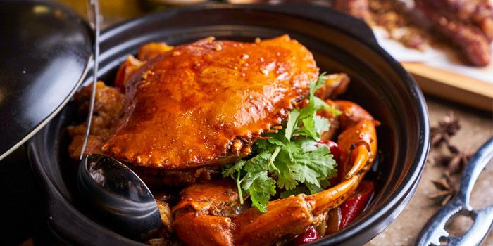 "Dishes of 1010 Ten Ten Hunan Bistro (Reel) located in Jing""An, Shanghai"