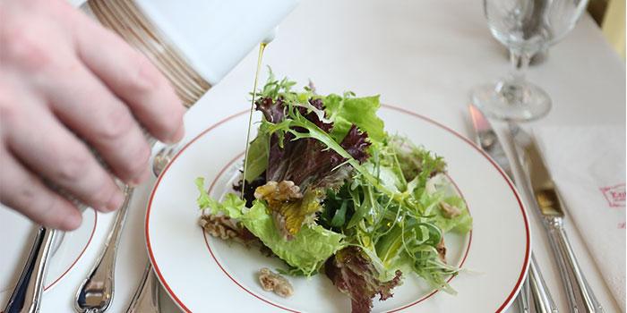 Salad of Entrecôte - Steakhouse à la Française located in Xuhui, Shanghai