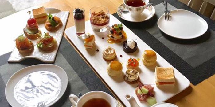 Desert of Taste & See Western Restaurant located in Jing