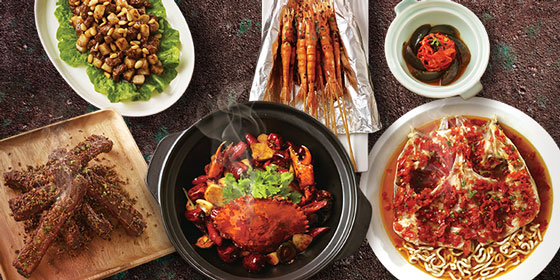 The best restaurants in jingan shanghai for 777 hunan cuisine